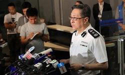 """ผบ.ตร.ฮ่องกงชี้ """"ถูกกฎหมาย-สมเหตุสมผล"""" หลังตำรวจยิงกระสุนจริง"""