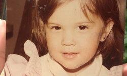 """""""ธัญญ่า ธัญญาเรศ"""" สวยมาตั้งแต่เด็ก เปิดภาพเมื่อ 40 ปีก่อน สมัยที่ยังไม่มีดั้ง"""