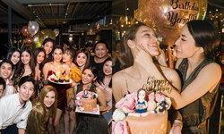 """""""หยาดทิพย์"""" ถูกเซอร์ไพรส์หนักมาก แก๊งเพื่อนแอบจัดปาร์ตี้ฉลองวันเกิดให้"""