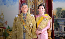 ในหลวง-พระราชินี โปรดเกล้าฯ พระราชทานพระบรมฉายาลักษณ์ เผยแพร่เพื่อเฉลิมพระเกียรติ