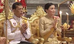 ในหลวง-ราชินี เสด็จฯ บำเพ็ญพระราชกุศลวันคล้ายวันพระบรมราชสมภพ รัชกาลที่ 9