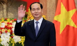 """""""เจิ่น ได กวาง"""" ประธานาธิบดีเวียดนาม ป่วยเสียชีวิตกะทันหันในวัย 61 ปี"""
