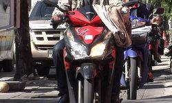 กทม.เผยยอดจับปรับผู้ขับขี่บนทางเท้า ค่าปรับ 2 เดือนทะลุหลักล้าน