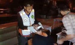 หนุ่มอินเดียเปิดศึกวิวาทสาวไทย โดนกัดปากแหว่ง-เลือดกบปาก