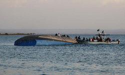เรือเฟอร์รี่อับปางในทะเลสาบ ประเทศแทนซาเนีย เสียชีวิตแล้ว 127 ศพ