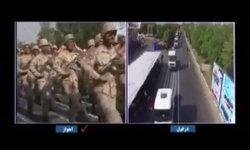 """เปิดคลิปนาทีชีวิต """"กราดยิงอิหร่าน"""" กลางพิธีสวนสนาม ผู้นำเชื่อฝีมือชาติอาหรับ-สหรัฐ"""