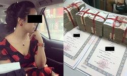 มีเงินท่วมหัว ไม่มีผัวก็ได้! นักธุรกิจสาวขนเงินสด 3 ล้าน หย่าผัวที่เขต ขอชีวิตเจริญขึ้น