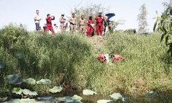 สายตำรวจถูกอุ้มฆ่า เมียสะอื้น จำศพผัวได้เพราะลายสักชินจัง
