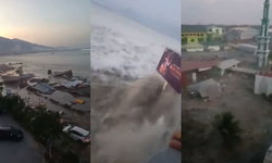 สื่ออินโดฯรายงาน เกิดสึนามิแบบท้องถิ่น ที่ปาลู เกาะสุลาเวสี (มีคลิป)