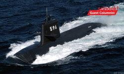 """ญี่ปุ่นตอบโต้จีน ด้วยการซ้อมรบ """"เรือดำน้ำ"""" ในทะเลจีนใต้เป็นครั้งแรก!"""