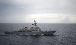กองทัพมะกันโวย จีนส่งเรือพิฆาตตามประกบกระชั้นชิด ไล่เรือสหรัฐพ้นเกาะพิพาท