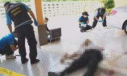 อดีตผอ.โรงเรียนยิงตัวตาย สภาพศพมือก่ายหน้าผาก เมียช็อกไม่ให้ใครเข้าบ้าน