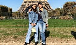 """แล้วตัวและหัวใจก็ใกล้กัน """"ณเดชน์"""" ไปหา """"ญาญ่า"""" ถึงปารีสเลยทีเดียว"""