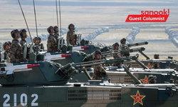 """สหรัฐอเมริกาคว่ำบาตร """"กองทัพจีน"""" อย่างเด็ดขาด"""