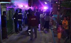 มือปืนสุดเหิมบุกกระหน่ำยิงโจ๋กลางชุมชนหลังมัสยิด 6 นัดซ้อน! เดชะบุญกระโดดหนีทัน