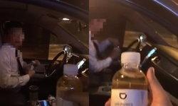 แท็กซี่แอปฯ ดังเมืองจีนฉาวอีกรอบ ฉี่ใส่ขวดน้ำ ผู้โดยสารยกดื่มแทบอ้วก