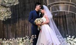 """ยกให้เป็น """"คู่รักไททานิก"""" บ่าวสาวเมืองจีนวิวาห์ซึ้ง หลังรอดตายเรือล่มภูเก็ต"""