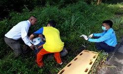 ปิดทองหลังพระ-สารวัตรช่วยคนเจ็บ จยย.แหกโค้ง พลาดร่วมงานวันตำรวจ