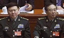 จีนสั่งปลดพร้อมยึดทรัพย์ 2 นายพลอาวุโส ข้อหารับสินบน-ร่ำรวยผิดปกติ