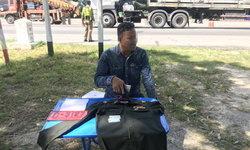 ขอตรวจดันอวดเบ่ง-หนุ่มโชว์เสื้อติดเครื่องหมายทหารเต็มยศ ถามหาบัตรข้าราชการ ถึงกับหน้าซีด