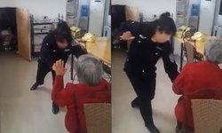 """สังคมชื่นชม ตำรวจหญิงเล่นตามน้ำ """"ถ่ายทอดกำลังภายใน"""" ให้อาม่ามีอาการทางจิต"""