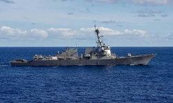 ยั่วโทสะมังกร สหรัฐฯ ส่งเรือรบ 2 ลำ แล่นผ่านช่องแคบไต้หวัน