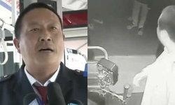 คนขับรถเมล์จีนพา 2 เด็กหนุ่มไปส่งถึงโรงเรียน หลังแอบได้ยินบทสนทนา