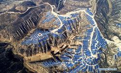 พลิกวิกฤตเป็นโอกาส จีนเปลี่ยนพื้นที่ว่างไร้ประโยชน์เป็นฟาร์มโซลาร์เซลล์