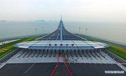 """มันช้าไป! จีนเล็งอัปเกรด """"สะพานฮ่องกง-จูไห่-มาเก๊า"""" สู่ระบบ 5G"""