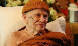 """""""หลวงปู่บุญฤทธิ์ ปัณฑิโต"""" ละสังขารแล้ว สิริอายุ 104 ปี"""