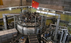 """ล้ำไปอีกขั้น จีนสร้าง """"ดวงอาทิตย์ประดิษฐ์"""" เก็บความร้อนได้ 100 ล้านองศา"""