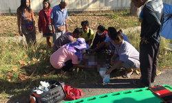 ชนไม่หนี-หลายหน่วยงานเยียวยาครอบครัวเด็กถูกรถชนเสียชีวิต-คู่กรณีรับผิดชอบเต็มที่