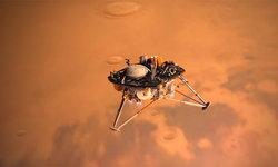 ปฏิบัติการสะท้านจักรวาล ยาน InSight ใกล้ลงจอดบนดาวอังคาร
