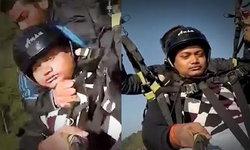 นักบินร่มร่อนสละชีวิตปกป้องผู้โดยสาร หลังร่มขาดกลางอากาศ (มีคลิป)