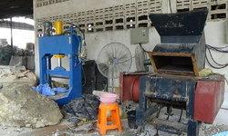 ระยอง-ชลฯ จับมือบุกทลายโรงงานเถื่อนรีไซเคิลสัญชาติจีน-ทำลายสิ่งแวดล้อม