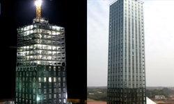 """เร็วเหลือเชื่อ จีนสร้าง """"โรงแรม 30 ชั้น"""" ในเวลาแค่ 15 วัน"""