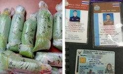เสียชื่อ-ตำรวจมาเลย์จับตำรวจไทย ซุกพืชกระท่อมไว้ในครอบครอง