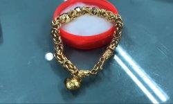 แม่บ้านโอด-ซื้อทองหนัก 1 บาทในห้างดังกลางเมืองศรีราชากลับได้ทองปลอม!
