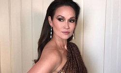 """""""ปุ๋ย ภรณ์ทิพย์"""" สวยตราตรึงในวัย 50 กลับไทยเพื่อร่วมตัดสิน มิสยูนิเวิร์ส  2018"""