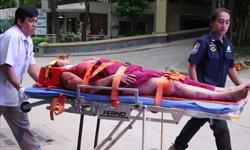 สาวนอร์เวย์ตกจากชั้น 4 นอนเจ็บสาหัสคาซอกตึก หลายชั่วโมงกว่าจะมีคนเจอ
