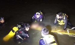 หนุ่มโรงงานนั่งก๊งเหล้าบ่นร้อน ลงว่ายน้ำก่อนหายคาบ่อ สุดท้ายเจอเป็นศพจมลึกกว่า 10 เมตร
