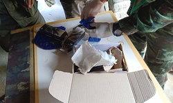 ด่านฯ ความมั่นคงทุ่งนุ้ยตรวจเข้มปีใหม่-พบยาบ้าร่วม 2 พันเม็ดยัดใส่กล่องพัสดุ