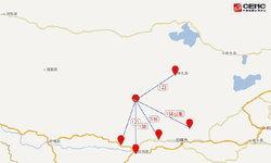 แผ่นดินไหว 5.8 เขย่าทิเบต ยังไม่มีรายงานความเสียหาย