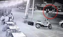 วงจรปิดจับภาพนาทีช็อก กราดยิงหน้าผับ ก่อนจ่อหัวตัวเองตายตาย 3 ศพ