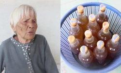 """ยายวัย 80 ร่ำไห้ ถูกขโมยเงินกว่า 5 หมื่น หลังมิจฉาชีพหลอกขาย """"น้ำผึ้งปลอม"""""""