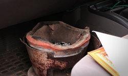 หนุ่มวัย 34 ปิดประตูรถแน่น นั่งรมควันเตาอั้งโล่จบชีวิต หนีปมหนี้ท่วมตัว