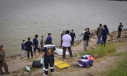 โหดเกินมนุษย์ ฆาตกรรมคว้านท้องชายนิรนาม โดนจับยัดเสาปูนถ่วงน้ำโขง