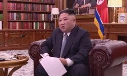 """""""คิมจองอึน"""" ออกทีวีสวัสดีปีใหม่ 2019! เตือนสหรัฐเลิกคว่ำบาตร ถ้ายังอยากปลดนิวเคลียร์"""
