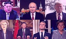 ผู้นำโลกพร้อมใจอวยพรปีใหม่ ทำนายทิศทางการเมืองโลกปี 2019