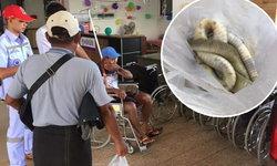 อุทาหรณ์! หนุ่มเมียนมาจับงูเห่า หวังทำกับแกล้ม โดนพ่นพิษใส่ตาบอดสนิท